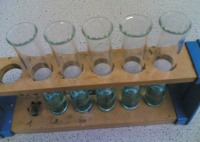 Test tubes: Biotech experiments at home.